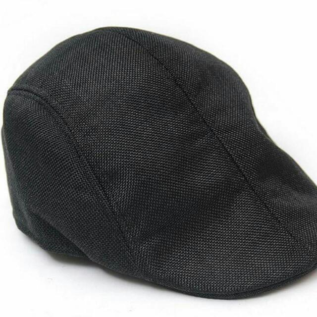 Boys Retro Baker Boy Peaked NewsBoy Country Outdoors Golf Hat Beret ... a725f8a53e6