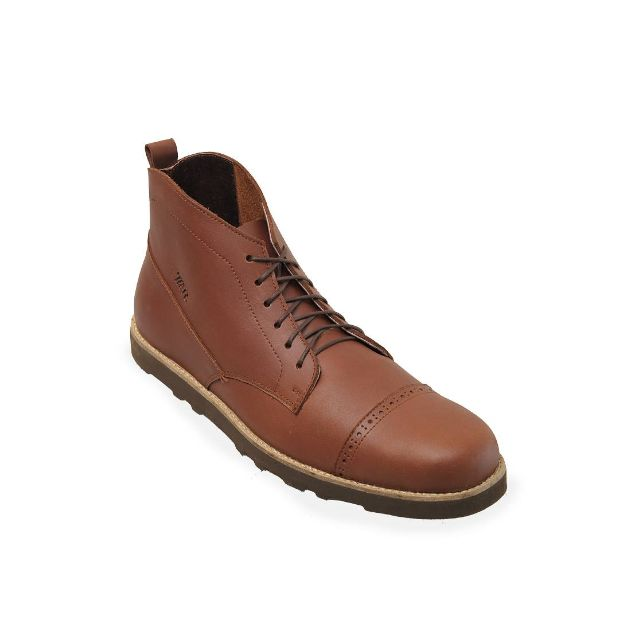 Bueno Brown Chukka Boots