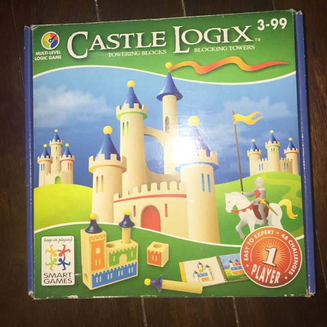 Camelot Junior/Castle Logix