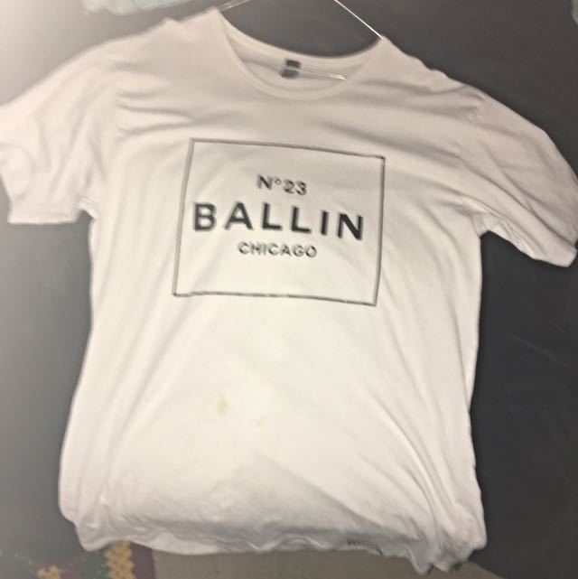 """CARRÉ Drop tail """"BALLIN"""" Tee Size XL From Culture Kings"""