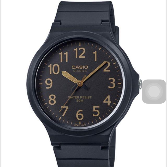 Casio 大錶面手錶