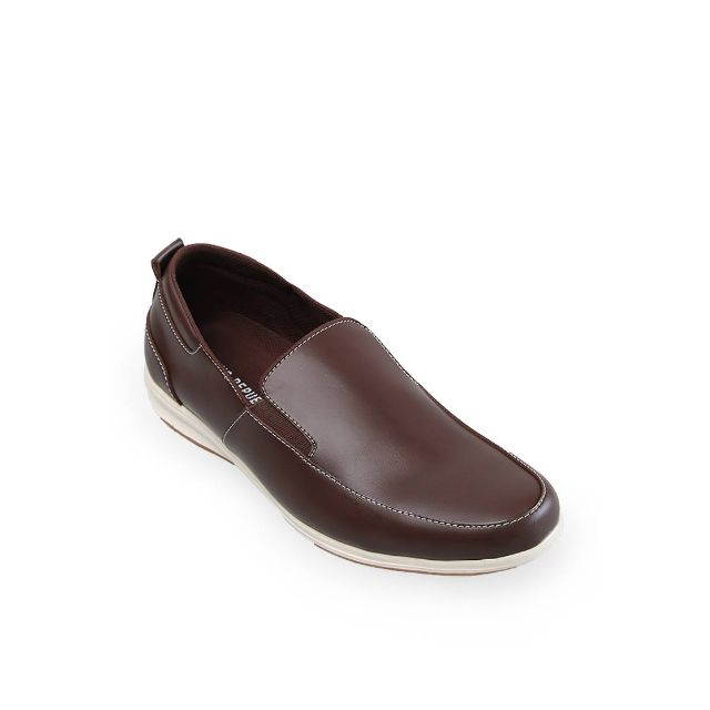 Castor Slip Coffee Casual Shoes