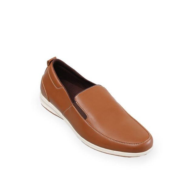 Castor Slip Tan Casual Shoes