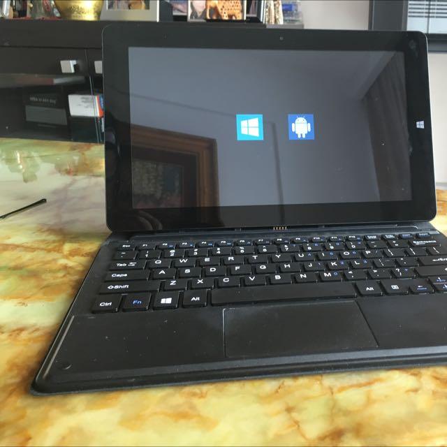 Chuwi vi10 32GB 2GB RAM with Keyboard