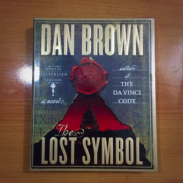 Dan Brown The Lost Symbol Books On Carousell