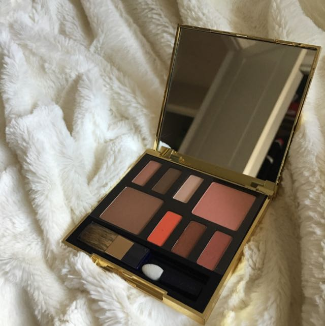 Estée Lauder Eye Shadow And Lipstick Pallet