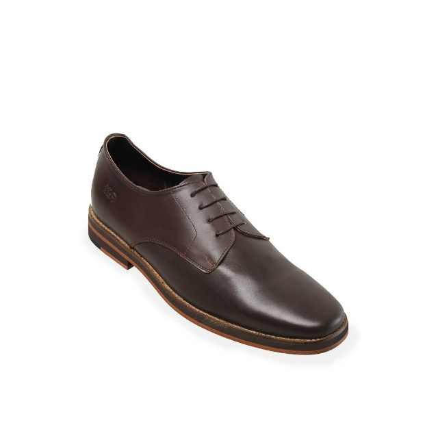 Grande Brown Derby Shoes