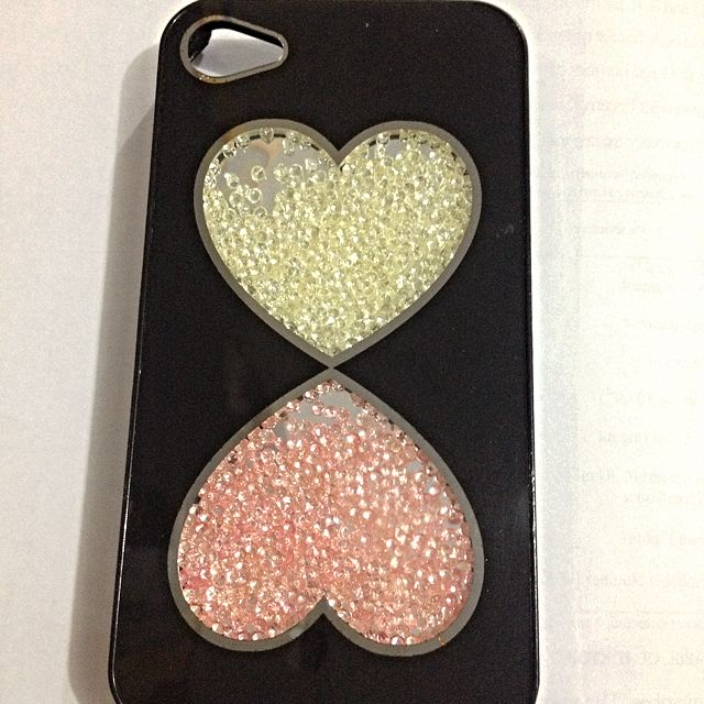 Heart Casing iPhone 4