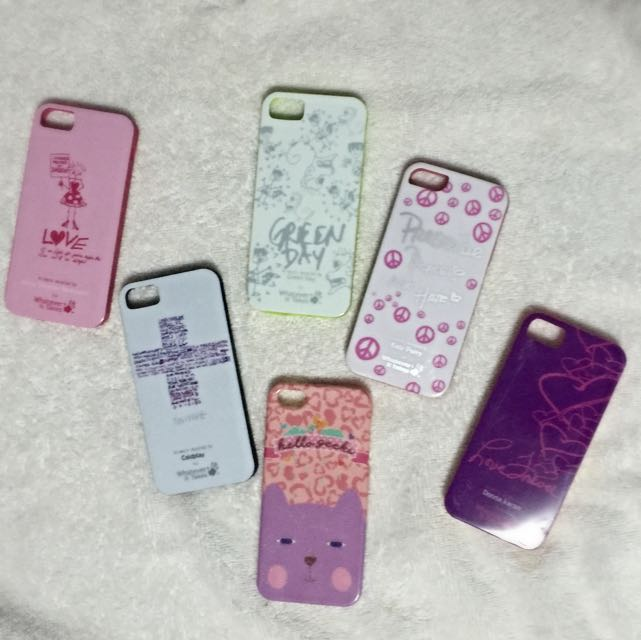 Iphone 5 Cases- All Reserved