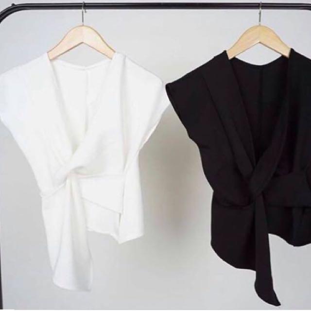 Kimono White Top