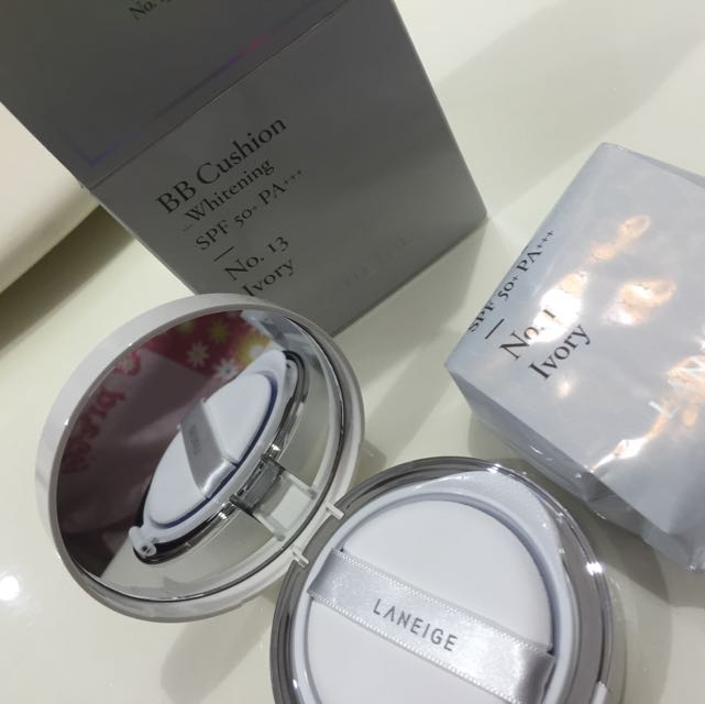 Laneige BB cushion No 13