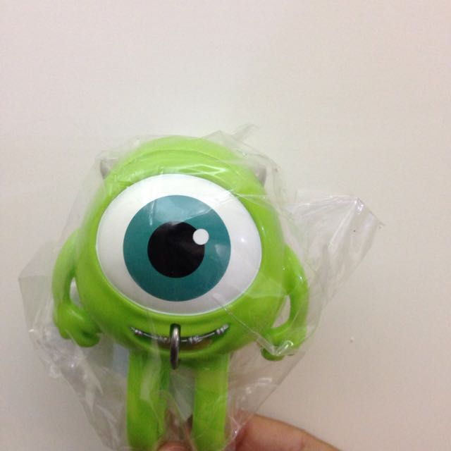 Monster Inc. Mike Big Clip