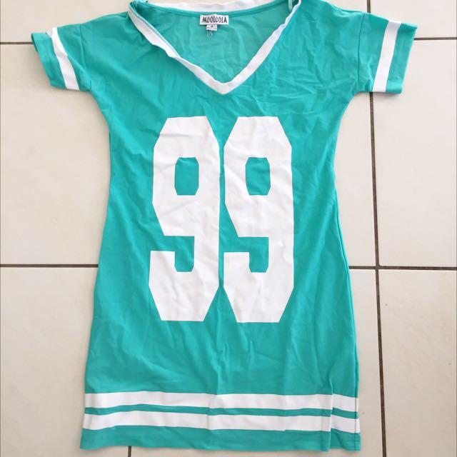 Mooloola Shirt Dress Size 8