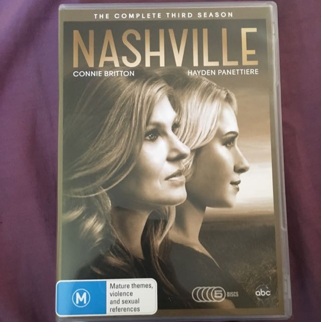Nashville - Complete Third Season