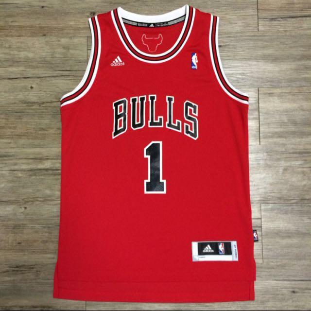 NBA ROSE球衣 XS