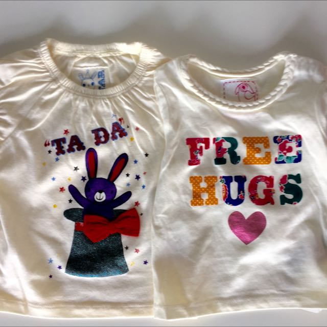New Mothercare T shirts