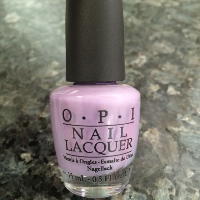 OPI Nailpolish In Do You Lilac It