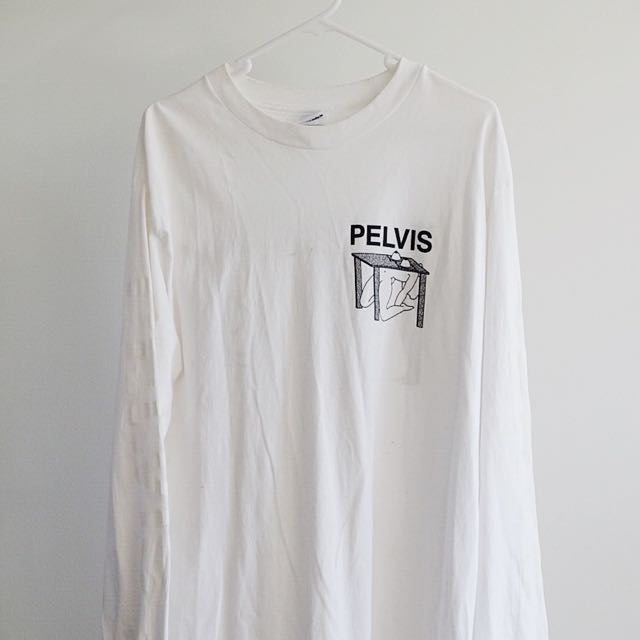 Pelvis Long Sleeve Tee