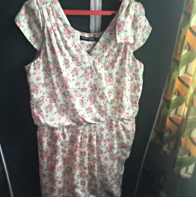 Philosophy Floral Dress