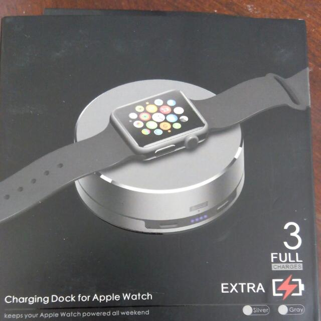 Power Bank Charging Dock For Apple Watch