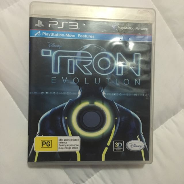 Pre-owned Tron Evolution