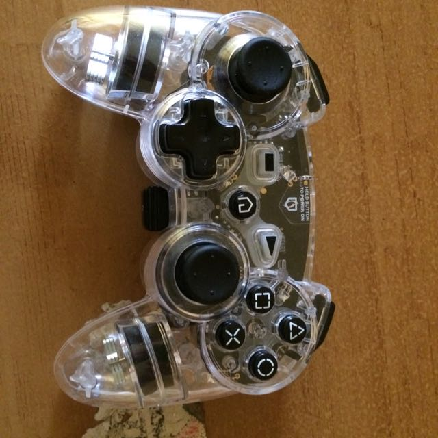 PS3 Wireless Glowing Controller