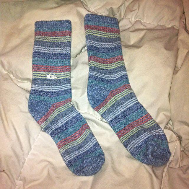 Quicksilver Socks