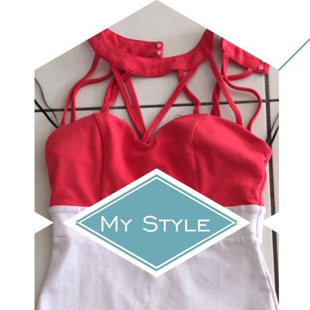 Size 8 Mini Dress 😁