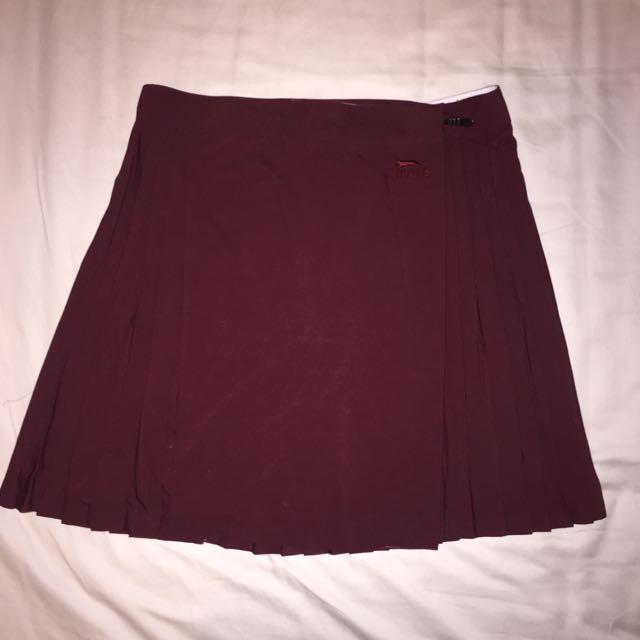 Slazanger Wrap Around Tennis Skirt
