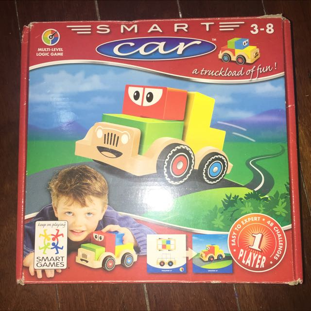 Smart Cars Mind Game