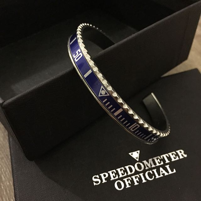 Speedometer official Stainless Steel Bracelet