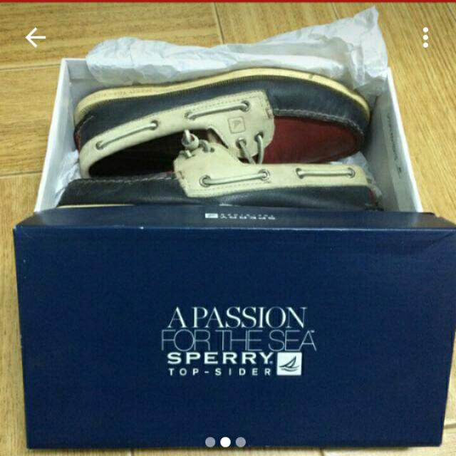 Sperry, top sider..Used
