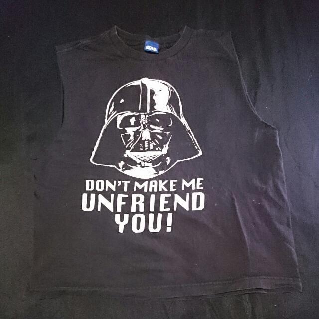 Star Wars Darth Vader Singlet
