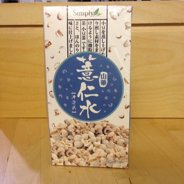 Taiwanese 薏米水