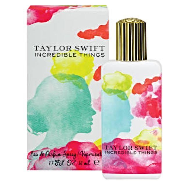 Taylor Swift Incredible Things Perfume