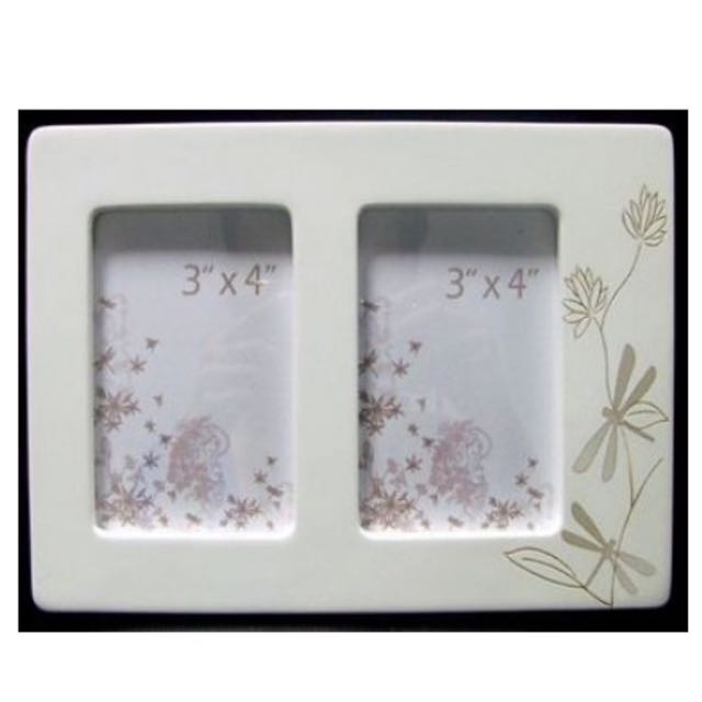 Twin Butterfly Frame