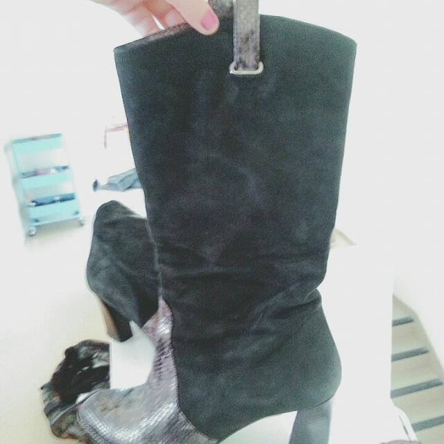 XSA boots Made In ITALY SIZE 41 In Aus Size 8