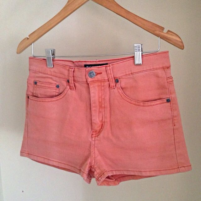 Ziggy Denim Shorts, Size 12