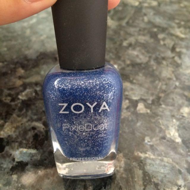 Zoya Stardust In Sunshine