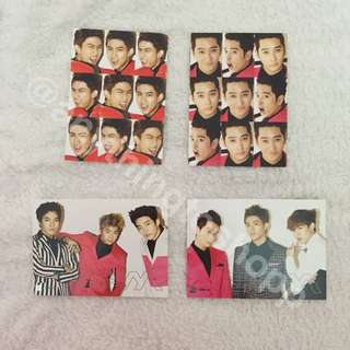 2PM Star Collection Card