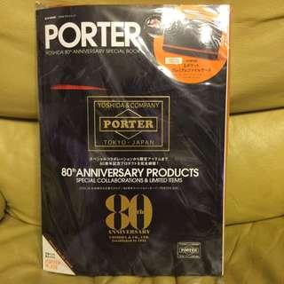 Porter 80th Special Book