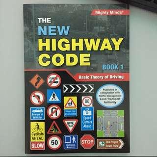 Highway Code & Driving Training Book