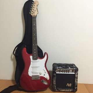 電吉他+音箱