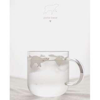 北極熊 企鵝創意耐熱杯