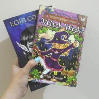 Artemis Fowl-Witch Week