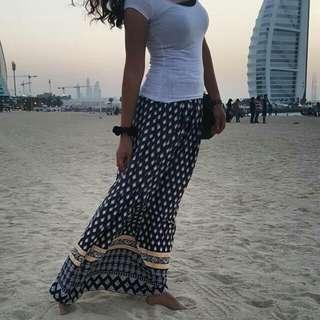 Nsa Arabic Skirt