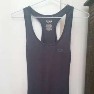 Active Wear Top Size 8