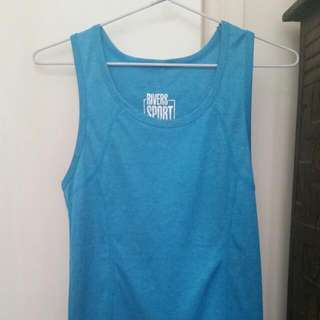 Active Wear Top Size 10