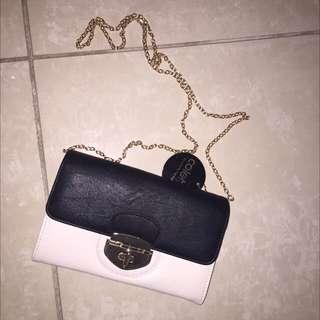 Colette Clutch/shoulder bag