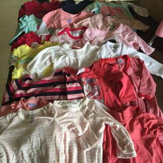 Bulk Pack of Winter Tops (20 Pieces)